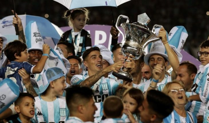 Renzo Saravia leaves Racing and is a new player in Porto