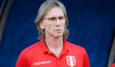 "Ricardo Gareca and duel against Chile: ""We are in a position to face this kind of match"""