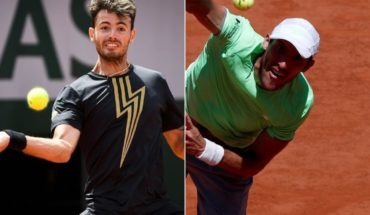 "Roland Garros: Mayer and Londero, suffered ""twins"" defeats before Federer and Nadal"