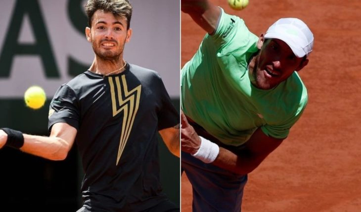 """Roland Garros: Mayer and Londero, suffered """"twins"""" defeats before Federer and Nadal"""