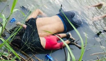 Salvadoran migrant and daughter drown in Bravo River