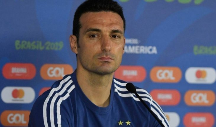 """Scaloni did not confirm Argentina's team so as not to """"give advantages"""" to Qatar"""