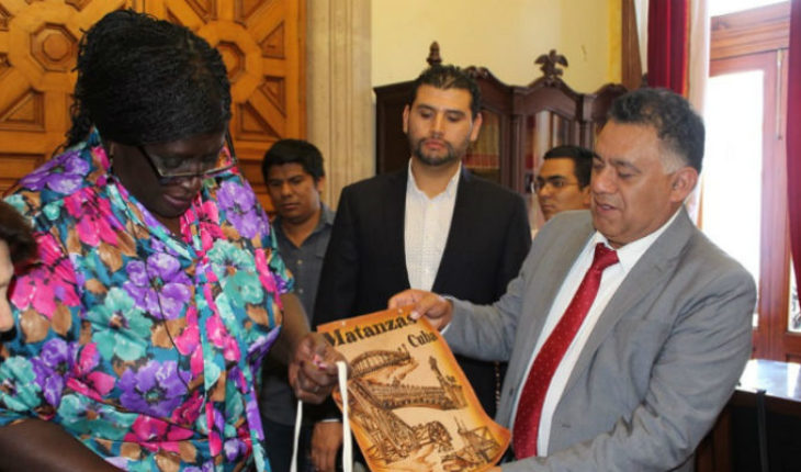 Seeks deputy Fermín Bernabé to establish agreements on health, education and social development with Cuba