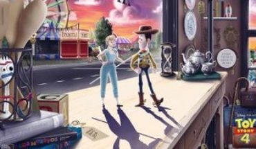 Summer arrives and woody's new adventure in Toy Story 4