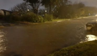 Temporary in Mar del Plata: at least 18 evacuees and classes suspended