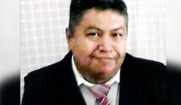 The head of impressions of the Tamaulipas Express dies