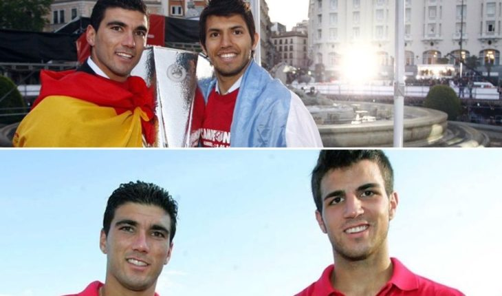 The last farewell to José Antonio Reyes