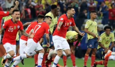 The specialty of the house: Chile qualifies for Copa America semi-finals after defeating Colombia (and the VAR) on penalties