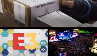They closed the elections in 5 provinces, E3 2019 in Filo, I followed live the Festival emerging province and much more...