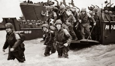 """To 75 years of """"D Day"""": The beginning of the Battle of Normandy"""
