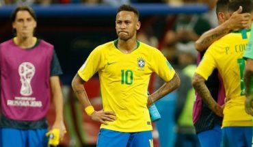 Total turn in case Neymar: Police sued model accusing player of rape