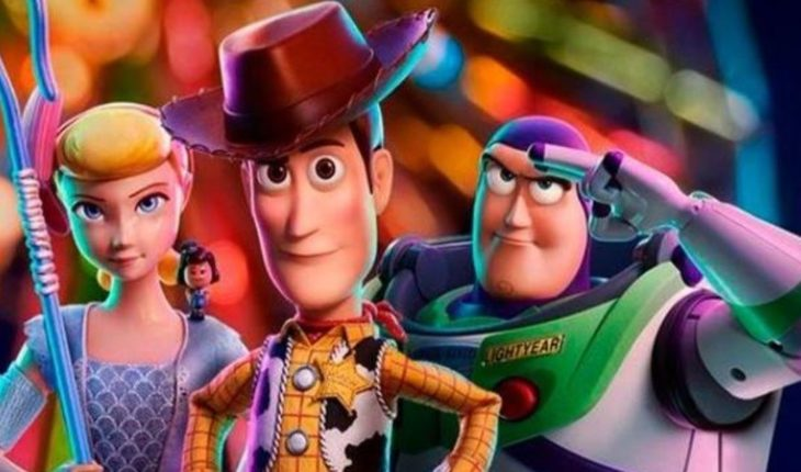Toy Story 4: Below U.S. expectations, but here breaks records