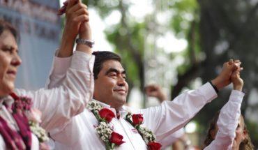Triumph is legitimate, I will seek reconciliation of Puebla: Barbosa