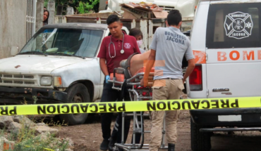 Two men were shot one dies and another is wounded in Jacona, Michoacán