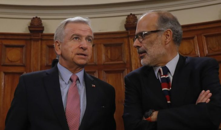 """Valdés: """"It is urgent to remove pension reform, because it is a pressure cooker"""""""