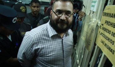 'No me detuvieron, me estoy entregando': Duarte en video