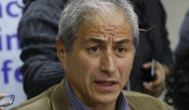 """""""Apuestan a reventarnos"""": Mario Aguilar acusa al Gobierno de """"intransigente"""" a un mes del paro de profesores"""