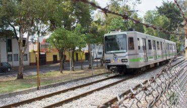 A partir del lunes cierra el Tren Ligero de Taxqueña al Azteca