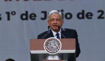 AMLO denuncia sabotaje contra Santa Lucía; destaca ahorros