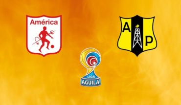 América de Cali vs Alianza Petrolera en vivo: Liga Águila 2019, partido domingo