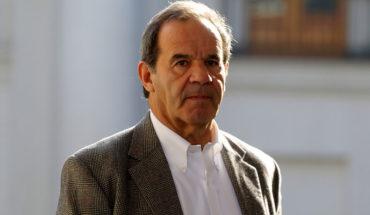 """Andrés Allamand y fuero parlamentario: """"Justificarlo hoy es muy difícil"""""""