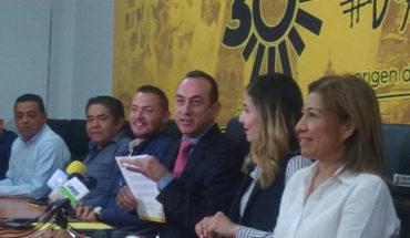 Antonio Soto pone sobre la mesa su renuncia a la dirigencia estatal del PRD