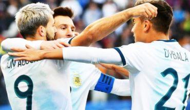 Argentina vs Chile: Kun Agüero y Dybala le dan el tercer puesto a la 'Albiceleste' en un partido polémico y con Messi expulsado