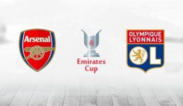 Arsenal vs Lyon en vivo online: Emirates Cup 2019, este domingo