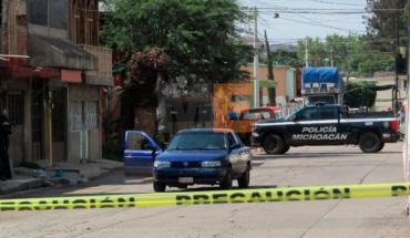 Atacan a ocupantes de un auto en Zamora, Michoacán; hay un muerto