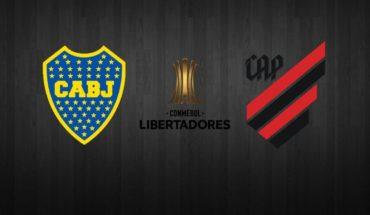 Boca Juniors vs Atlético Paranaense EN VIVO: Libertadores 2019, vuelta de octavos