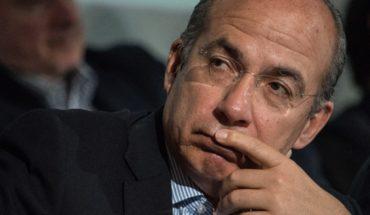 Calderón niega estar tras las protestas de policías federales