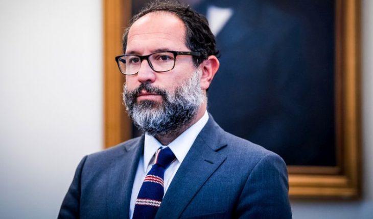 Cancillería aceptó renuncia del coagente del Caso Silala Juan Ignacio Piña: abogado asumirá defensa de Essal