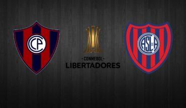 Cerro Porteño vs San Lorenzo EN VIVO: Copa Libertadores 2019, octavos de vuelta