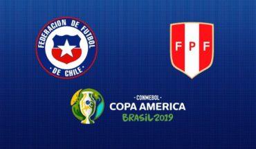 Chile vs Perú EN VIVO ONLINE: Copa América 2019, semifinal este miércoles