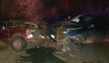 Choque en Peribán, Michoacán deja dos lesionados