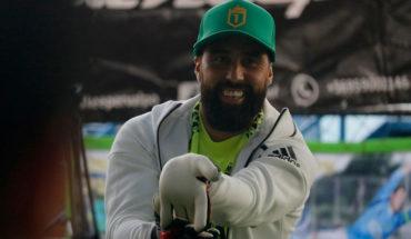 """Claudio Bravo: """"Volví a mi nivel, que era el objetivo principal"""""""