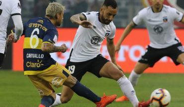 Colo Colo no pudo ante Everton de Viña del Mar y saco un magro empate que lo aleja de la UC