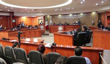Comisión Nacional de Justicia Partidaria del PRI, resolverá expulsión de diputados de Baja California