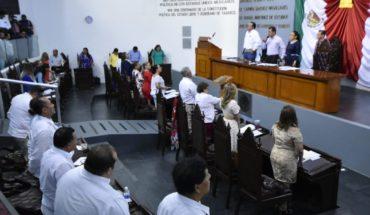 Congreso de Tabasco aprueba reforma que castiga las protestas