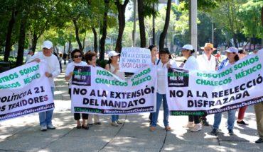 Corte rechaza dos recursos contra reforma de mandato en BC