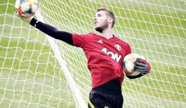 De Gea será el arquero mejor pagado del mundo, gracias a nuevo contrato con Manchester United