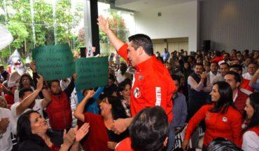 Deberá el PRI constituirse en un espacio que permita a la sociedad involucrarse: Alejandro Moreno