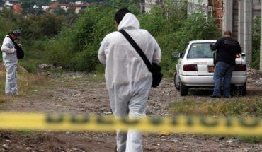 Diario fueron asesinadas 98 personas en México durante 2018