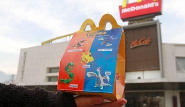 Diputados UDI buscan prohibir juguetes plásticos en menús infantiles