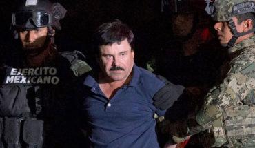 """El """"Chapo"""" recibirá su sentencia tras juicio en EE.UU."""