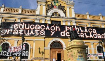 El problema básico de las universidad del Estado en el Chile actual