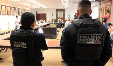 Empresas de seguridad privada ofrecen empleo a policías federales inconformes