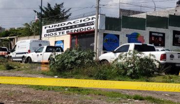 "Encuentran a cinco ejecutados con el tiro de gracia, dentro de inmueble ""Fundación God Bless You"", en Morelia"