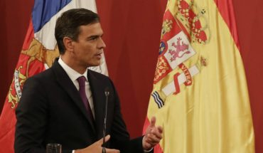 España podría convocar a nuevas elecciones tras fracaso de investidura de Pedro Sánchez