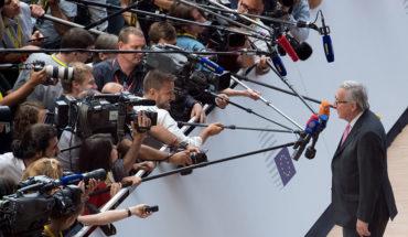 Extraña renovación institucional de la UE. Reunión especial del Consejo Europeo (30/6/2019). Foto: ©European Union, 2019 / EC - Audiovisual Service